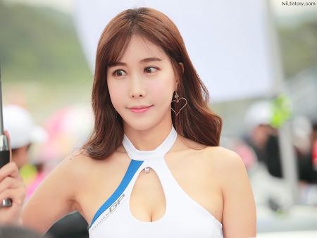 2019 슈퍼레이스 4라운드 레이싱모델 임민영