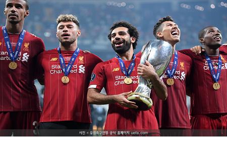 리버풀, 승부차기 끝에 첼시 꺾고 슈퍼컵 우승