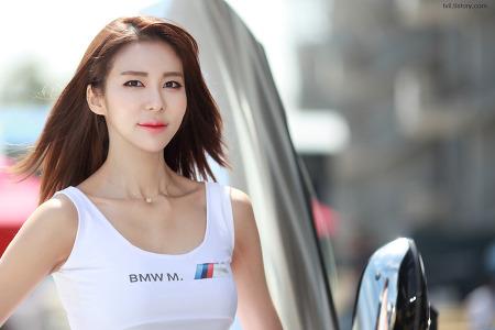 2019 슈퍼레이스 3전 레이싱모델 정재경