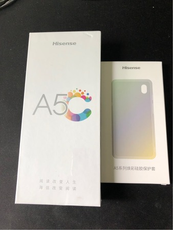 Hisense A5c 컬러전자잉크 스마트폰