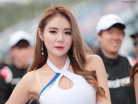 2019 슈퍼레이스 4라운드 레이싱모델 김서하
