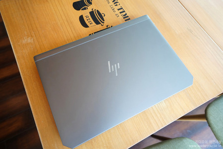 HP ZBook 15 G6 사용해보니.. 영상편집 노트북으로 좋아요!