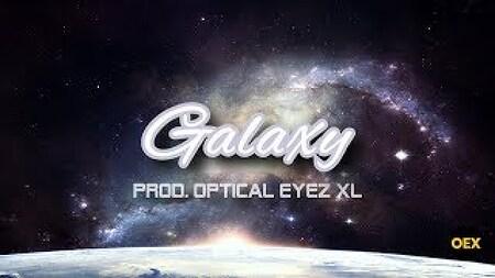 """[무료비트] 몽롱함과 공격적인 느낌이 공존하는 트랩 """"Galaxy"""""""