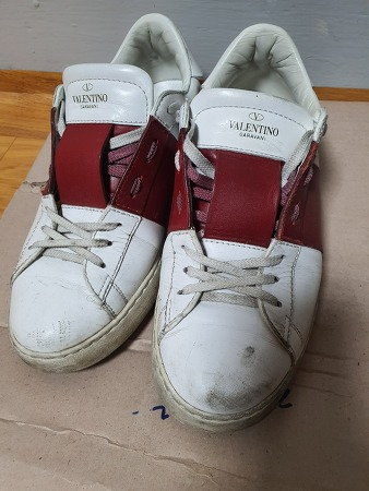 신발 밑창 복원 발렌티노 히든 골든구스