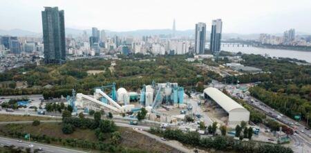 서울 레미콘공장 철수해야 하는 삼표산업