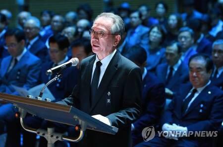 [2019-06-26] 백범 선생 서거 70주기 추모식사