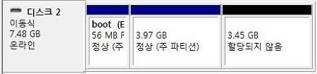 라즈베리파이, SD 카드 포맷. 일반 SD 카드 포맷 방법과 공통