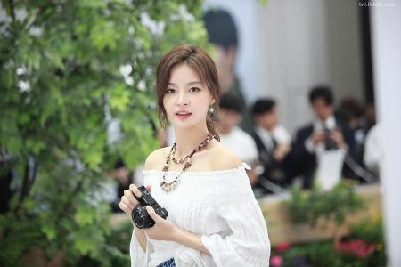 2019 서울국제사진영상기자재전 모델 김지수