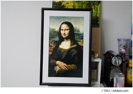 디지털 액자 끝판왕 내 놓은 넷기어 뮤럴 디지털 캔버스 2