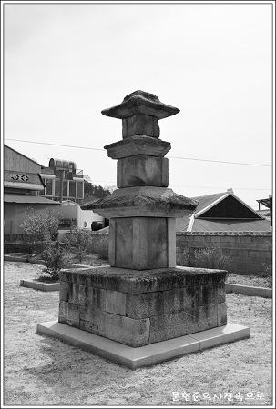 충남 금산 탑선리석탑