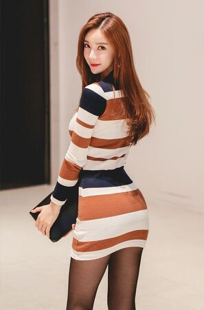 Girl's Fashion 030