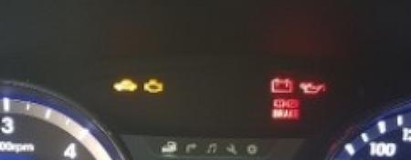 그랜저HG lpi, K7, 쏘나타(현대자동차)  엔진오일 누유 경고등 수리비용