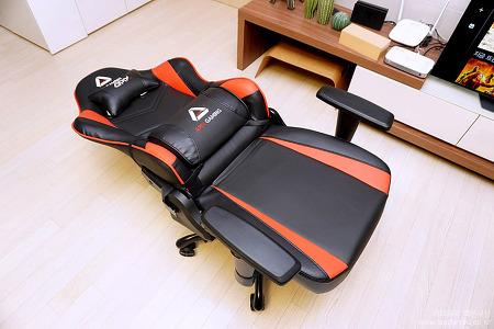 가성비 좋은 의자! 에이픽스 게이밍의자 GC001 사용해보니.. 기대 이상이네요 - APIX 180도 의자