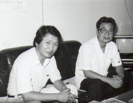 어떤 만남 그리고 헤어짐- 고 김윤식 교수님을 생각하며