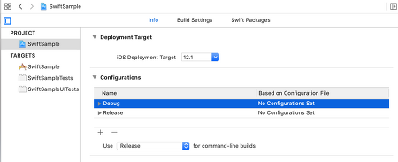 iOS 프로젝트 배포 환경별 build 세팅하기