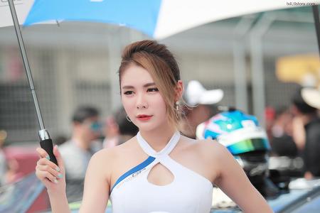 2019 CJ슈퍼레이스 5라운드 레이싱모델 김서하