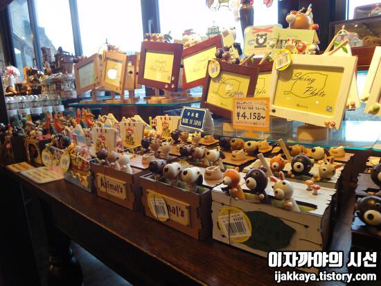 교토에서 가볼만한 여행지 오르골당 아라시야마점.