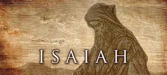 이사야 21장 1-10절 (이사야의 고통)