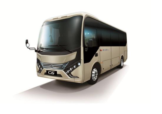 BYD eBUS-7 . 소형 전기버스