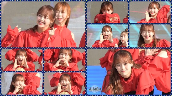 [4K] 190601 이달의 소녀 츄 직캠 (LOOΠΔ Chuu Focus) - (Fancam) By.JJaGa !평화이음 토요콘서트 @철원 동송공영주차장