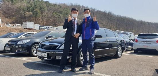 [대전중고차][SM7 판매] #캐피탈타워 #좋은 차 싸게 잘 샀습니다