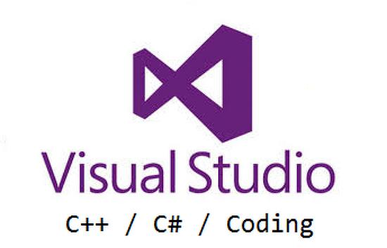 Visual Studio , Visual C++  활용 정리.
