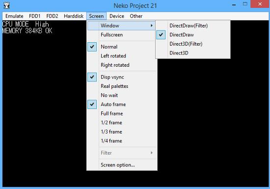 Np2x v0.84 (2021/10/12)Screenshot