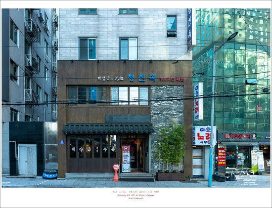 80년 전통의 노포 해장국 광화문 맛집 청진옥