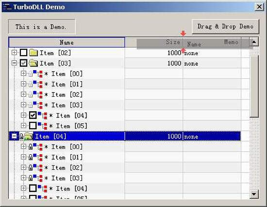 MFC. Tree List Control 모음.