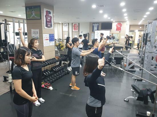 일반인 대상 <어깨재활 세미나> by LK 스포츠 재활운동 과학센터