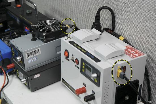 DPS8005를(80V/5A)  컨트롤러을 이용한 12S~19S 배터리팩 다용도 충전용 DC파워서플라이