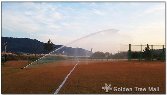 경북 칠곡 덕산체육공원 관수시설