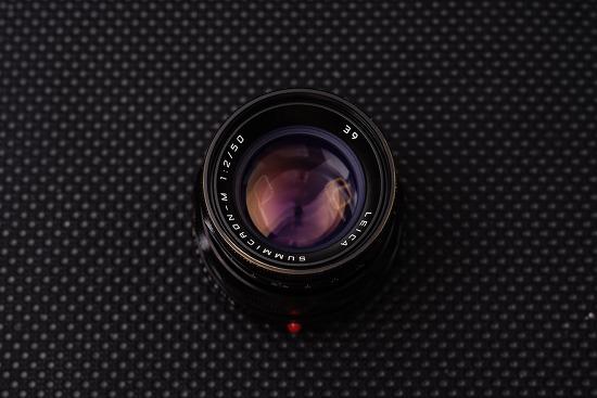 Leica Summicron-M 50mm F2 MP Classic CLA (라이카 주미크론 50mm f2 MP Classic 클리닝 및 오버홀) [Gigantoptik/거인광학]