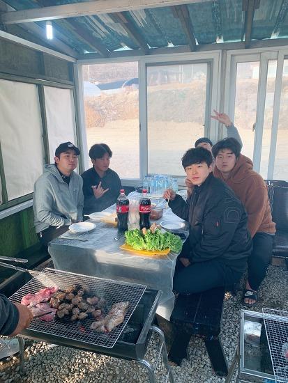 [공감(共感)W] 코로나 19 대처, SK 선수단 숙소 풍경