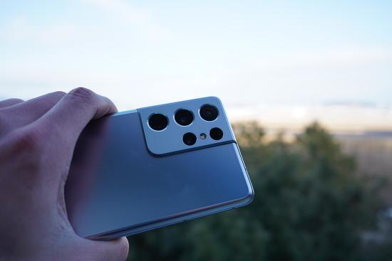 갤럭시 S21 Ultra 카메라 중심의 이틀 사용 후기 - 2