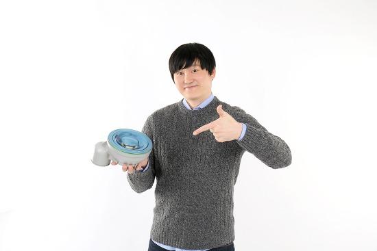 [대전 제품사진] 비앤비라이프 음식물 분쇄기 모델 촬영