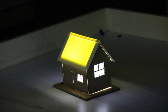 무드등 모형집 만들기