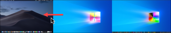 ShareMouse Beta 5.0: 맥 OS와 윈도우 10을 하나의 마우스/키보드로 컨트롤하자