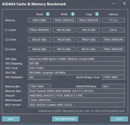 삼성 시금치램 DDR4-21300 램오버 성능