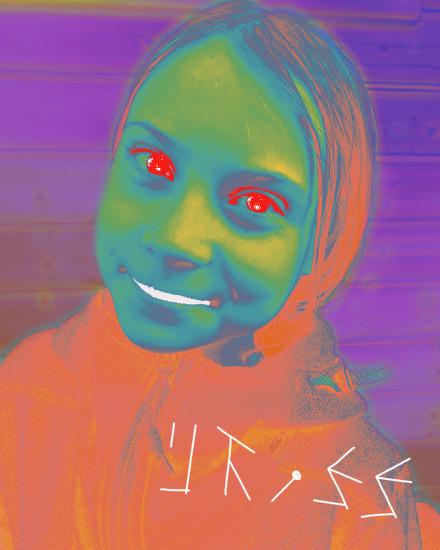 [사진편집] Greta Thunberg (그레타 툰베리)