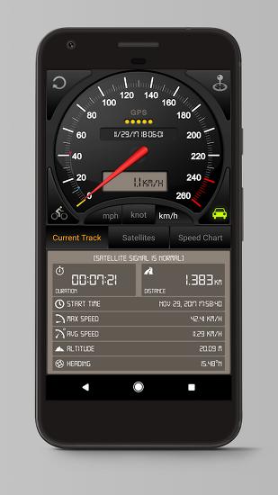 [Util] Speedmeter GPS Pro