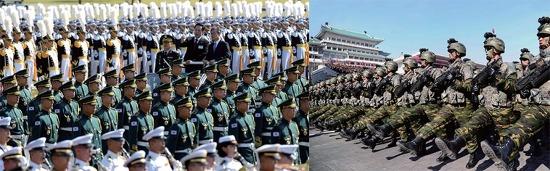 긴장의 연속 남북관계, 남북 군사력  전격 비교!