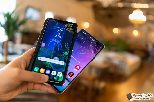 LG V50 ThinQ, 갤럭시S10 5G 비교? 뭘 선택해..