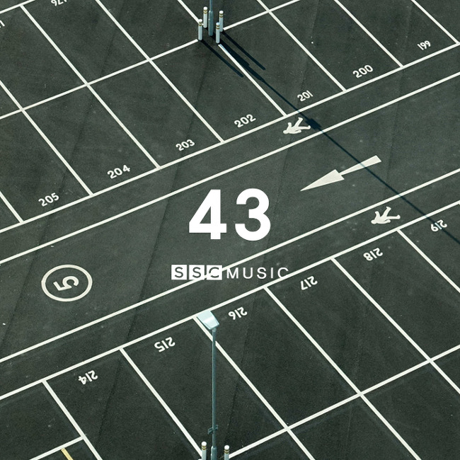 SSC MUSIC : 43RD TRACKLIST by GRID