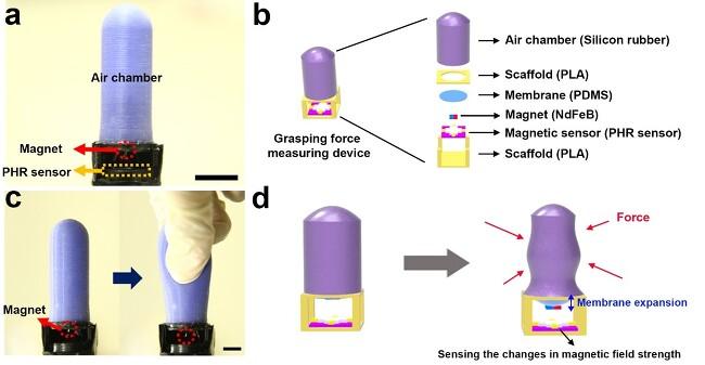 [2020 UGRP 우수연구] '미숙아의 근력측정을 위한 악력, 흡입력 측정 장치 개발