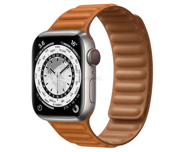 [스마트워치] 애플 워치 에디션 시리즈 7(Apple Watch Edition Series 7)