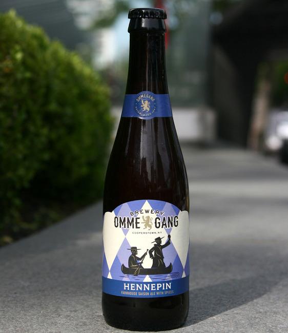 Ommegang Hennepin (오메강 헤네핀) - 7.7%
