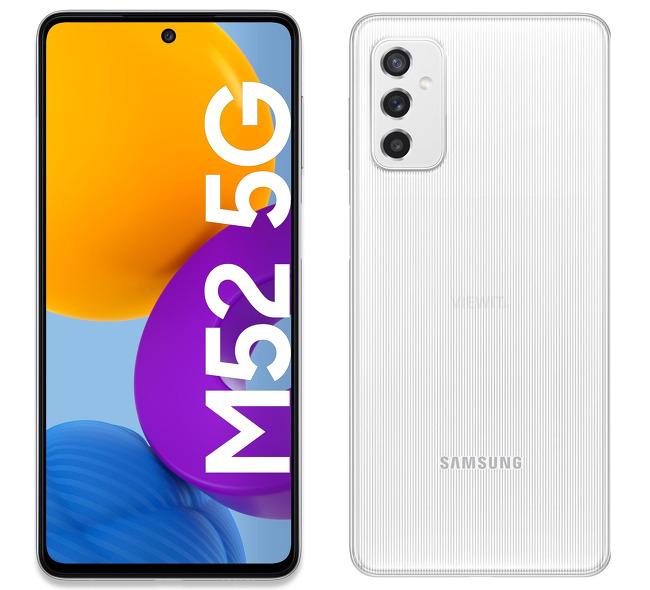 [스마트폰] 삼성 갤럭시 M52 5G(Galaxy M52 5G)