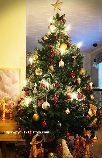 늦은 크리스마스, 그리고 새해 인사 :)