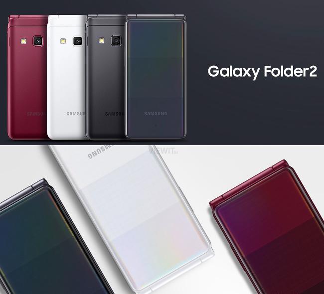 [스마트폰] 삼성 갤럭시 폴더 2 2021(Galaxy Folder 2 2021)